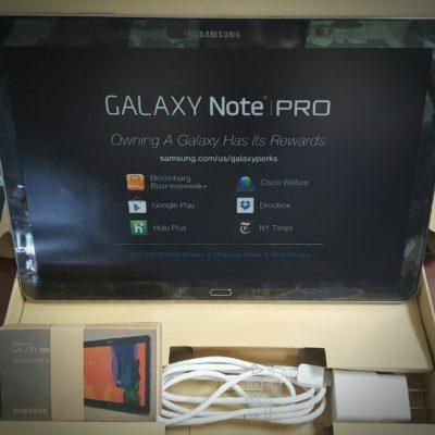 Galaxy Note | Pro