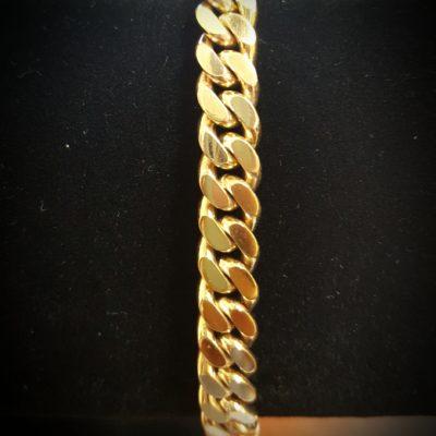 10kt Cuban Bracelet_1